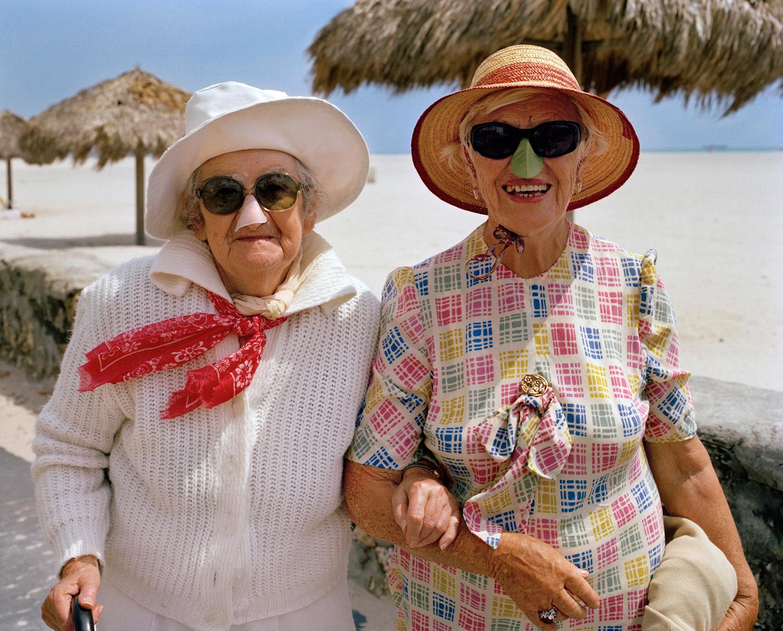 Untitled (Good Friends)  Miami - South Beach 1982-85