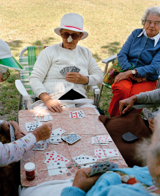 Untitled (Card Game) Miami - South Beach 1982-85