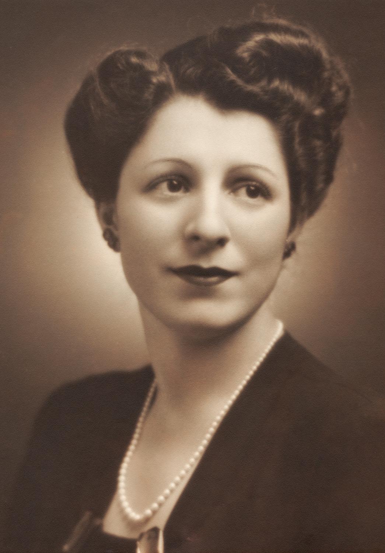 Mother, circa 1941