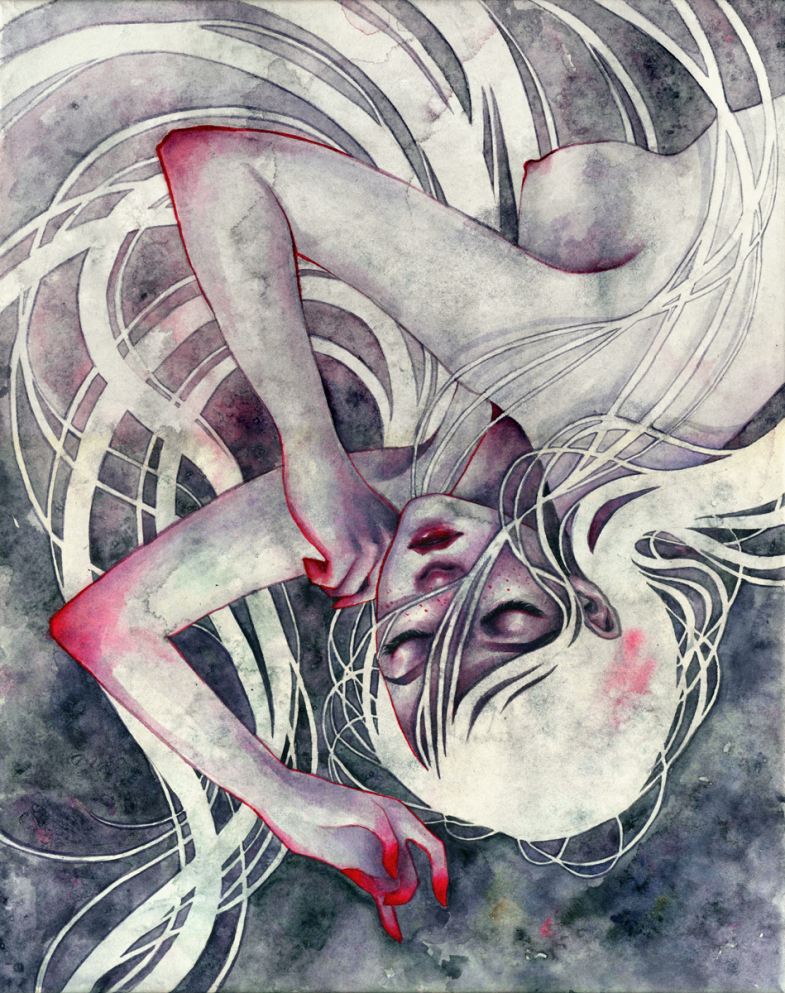 Delirium - Created as a private commission.11