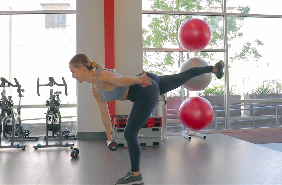 4 Move Pyramid Workout — Gabrielle Westbrook
