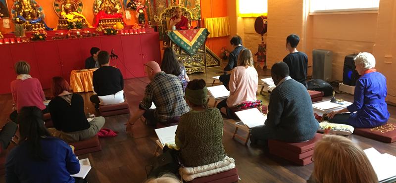 Medicine Buddha Empowerment