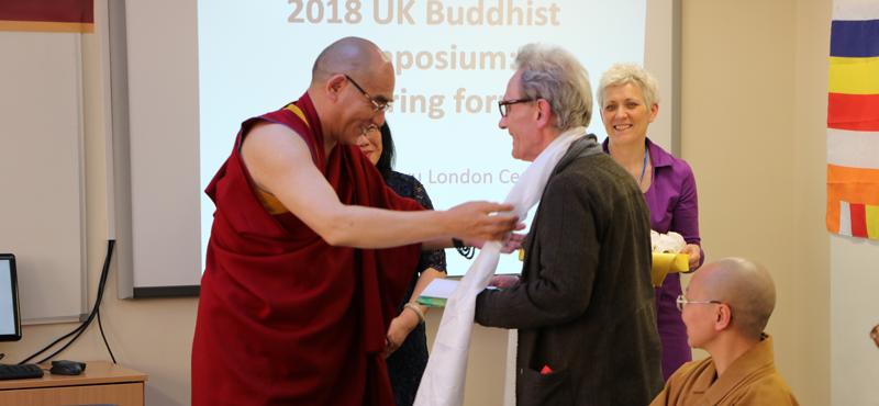 UK Buddhism Symposium hosted by Martsang Kagyu London Centre