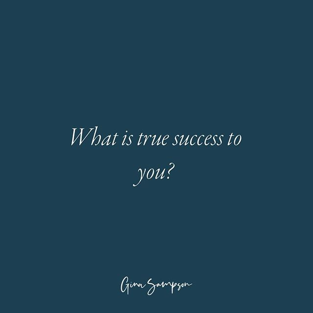 "I see the word success being thrown around more and more these days... The race to be ""successful"" seems to be at its most competitive state, but I wonder if people have the right idea of what true success really is? I wonder if most are running the race of success with no deep substance..🤔? . . . . . . #bibledaily #sisterinchrist #givemejesus #womenintheworld #christianwomen #instabible #butfirstjesus #dailydevotional #deeplyrooted #praisethelord #encouragement #persuewhatislovely #christianblog #biblegram #wellwateredwomen #womenoffaith #womenintheword #scripture #jesuschick #soulscripts #morningdevo #jesuslover #christianmama #christiangirlboss #christianlifecoach #sherises #faithquotes #godsgotyou #truthquotes #godfearingwoman"
