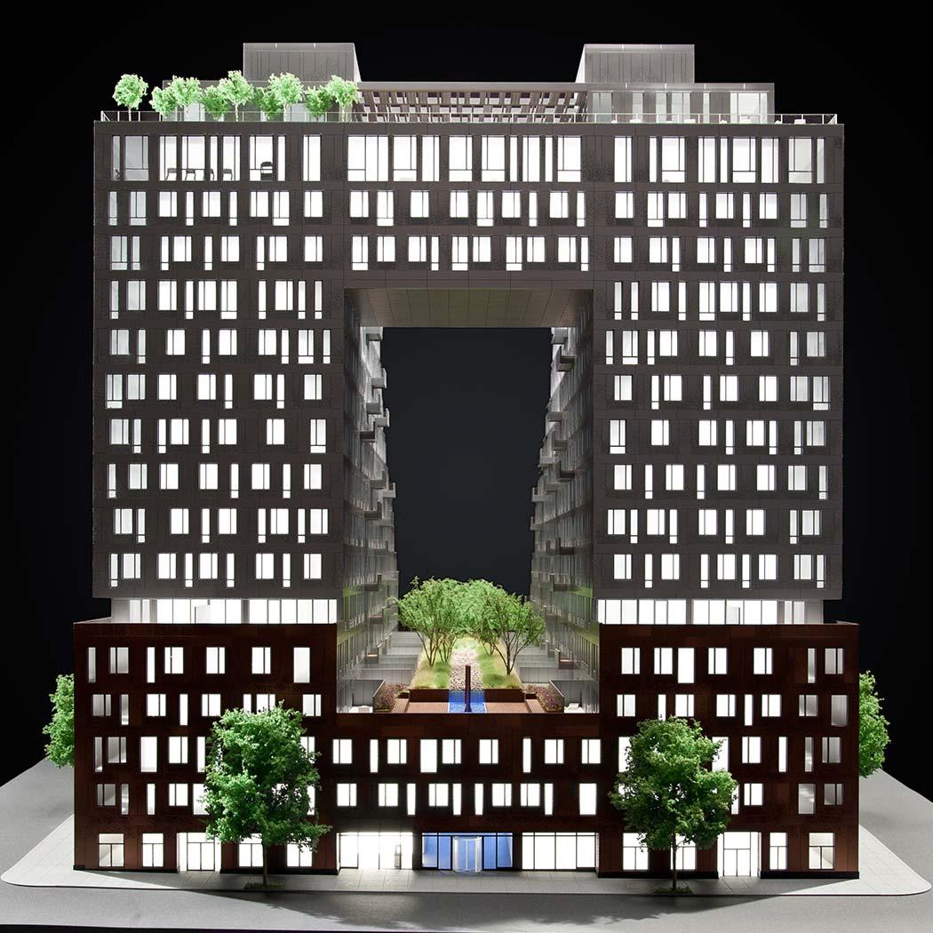 """SHoP Architects  Domino Building """"E"""""""