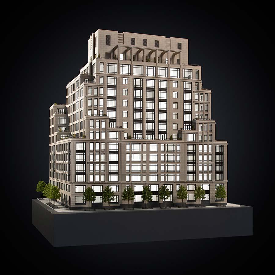Robert A.M Stern Architects  70 Vestry Street