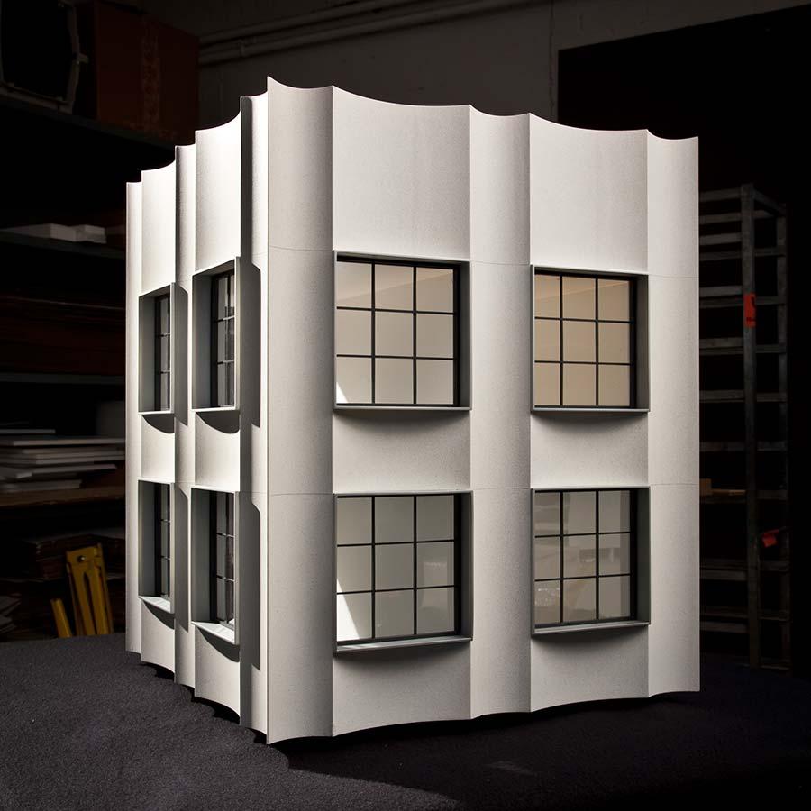 Morris Adjmi Architects  Miami Facade Studies
