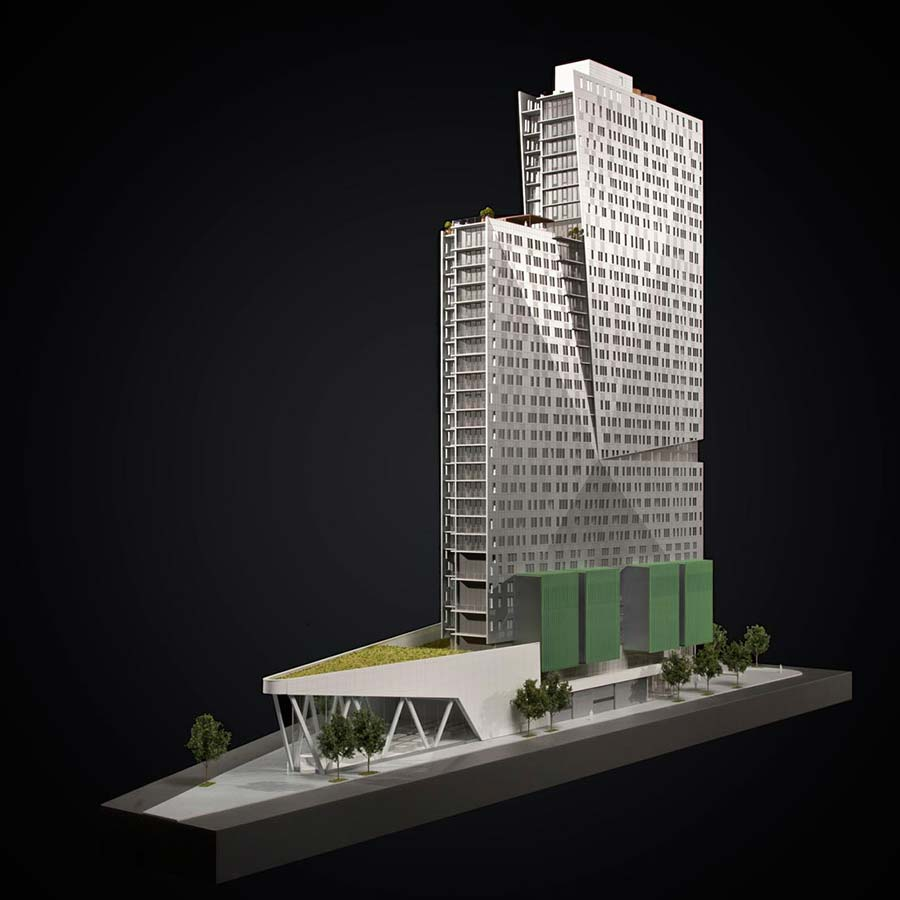TEN Arquitectos (Enrique Norten)  BAM Tower