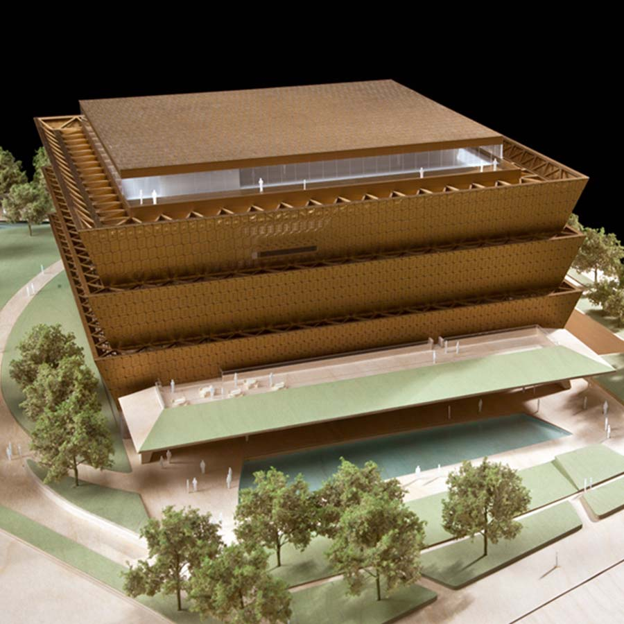 Adjaye Associates  National Museum of African American History and Culture