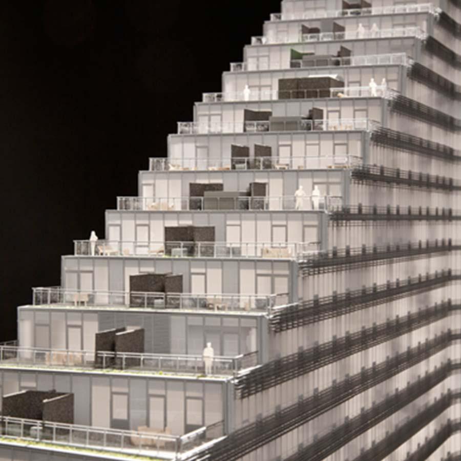 TEN Arquitectos (Enrique Norten)  Mercedes House