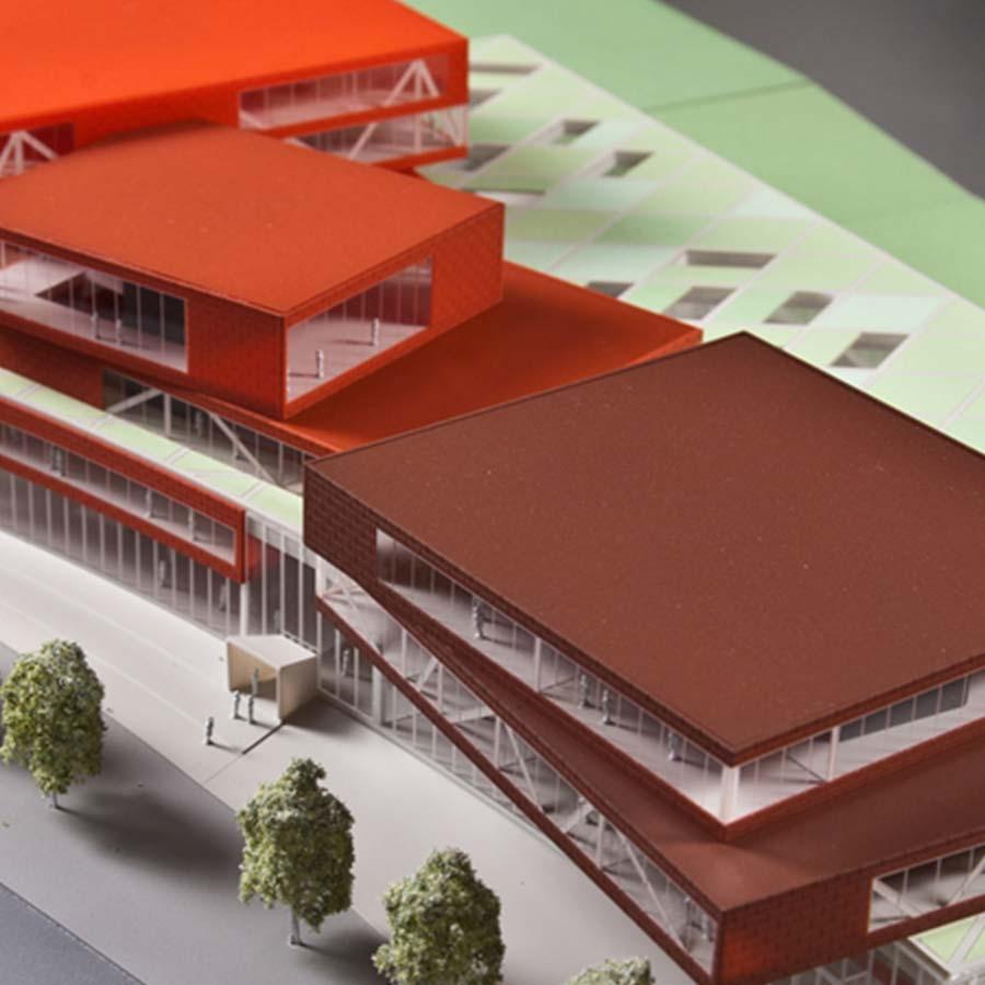 Adjaye Associates  Dunbar High School