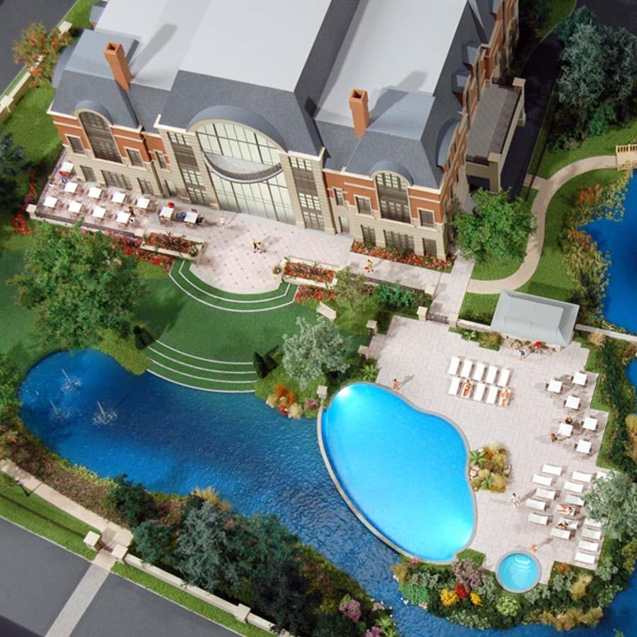 Ritz-Carlton  Ritz-Carlton Residences