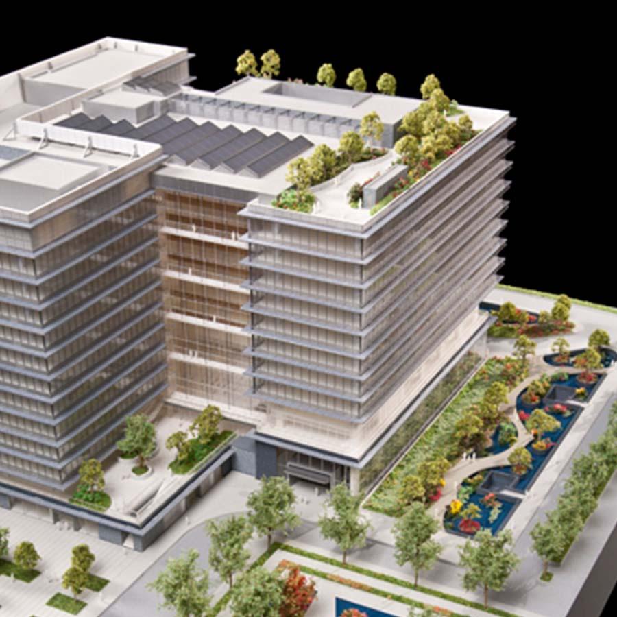 Pelli Clarke Pelli Architects  Godrej