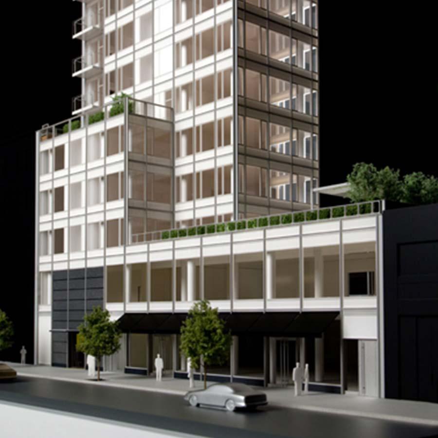 Moed de Armas & Shannon Architects  350 West Broadway