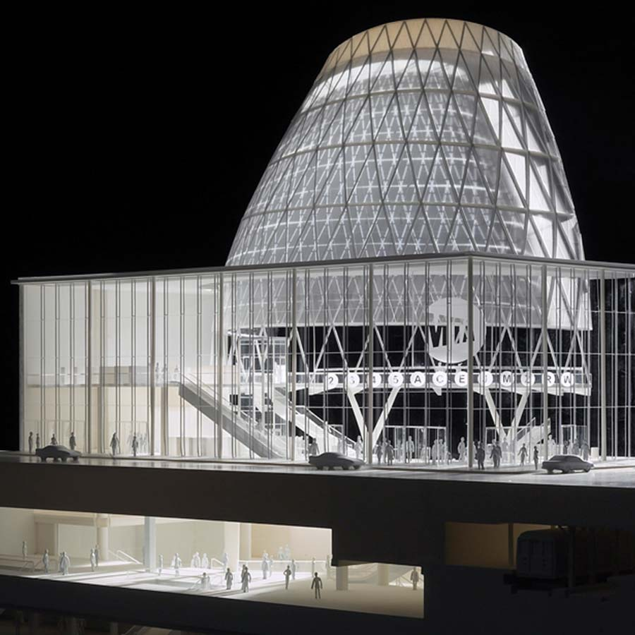 Grimshaw Architects  Fulton Street Transit Center