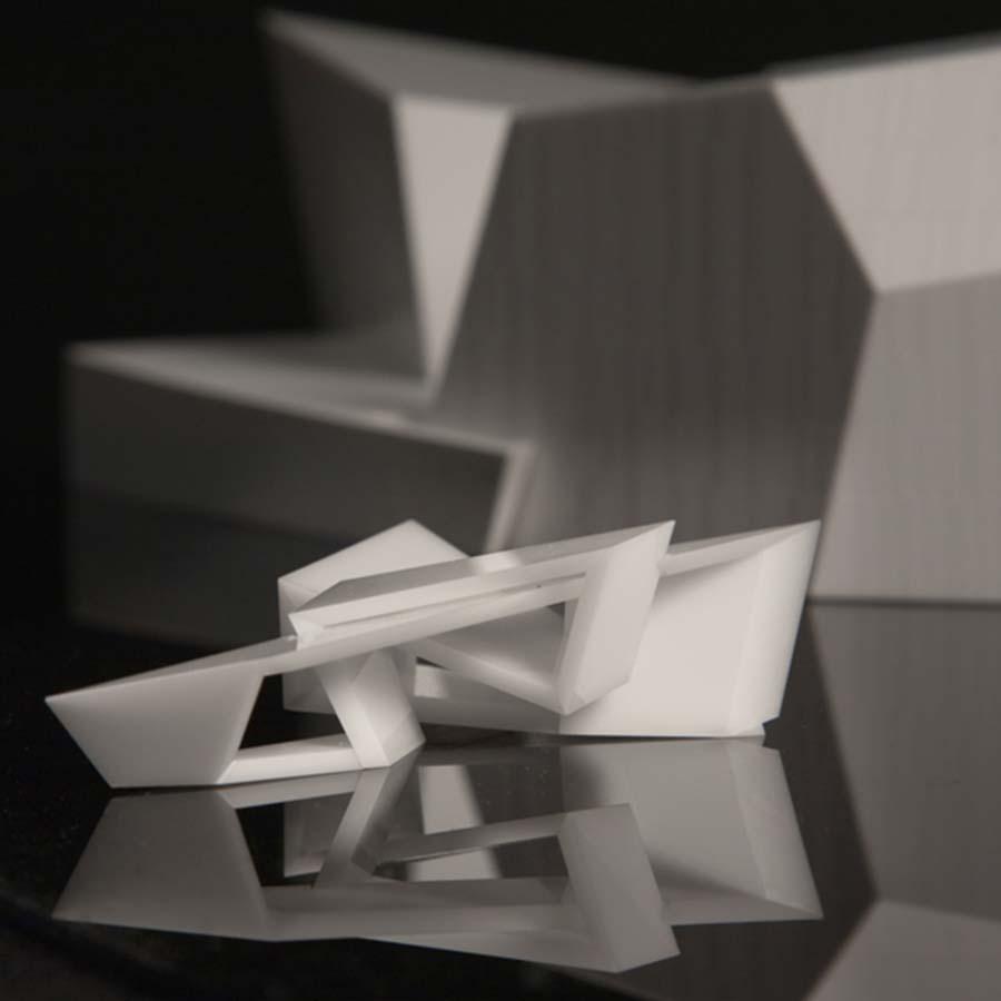 Studio Daniel Libeskind  Würth (Competition)