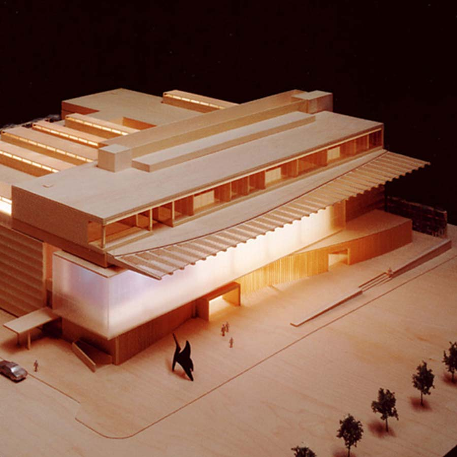 Gluckman Mayner Architects  Austin Museum of Art