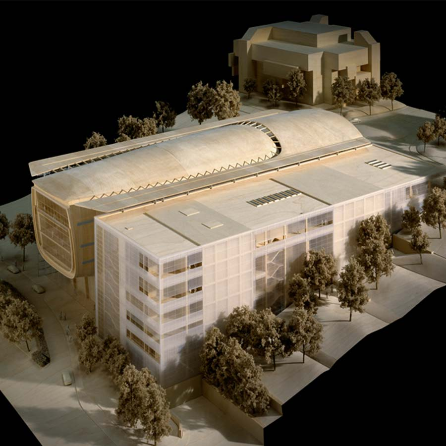 Grimshaw Architects  EMPAC Performance Center