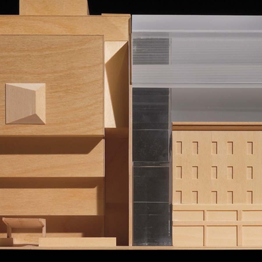 Gluckman Mayner Architects  Whitney Museum Expansion