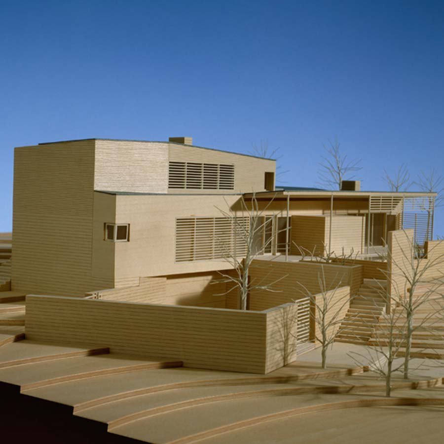 Gluckman Mayner Architects  Austin House