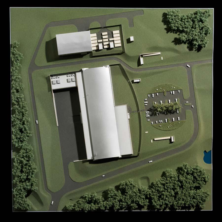 Catskill Delaware Water Treatment Facility