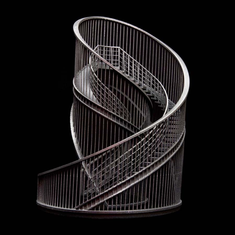 Owen Morrel - Sculptures
