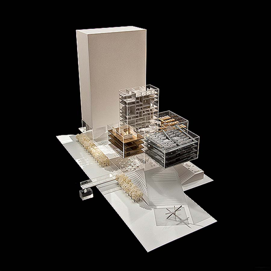 Calgary Library (Competition)