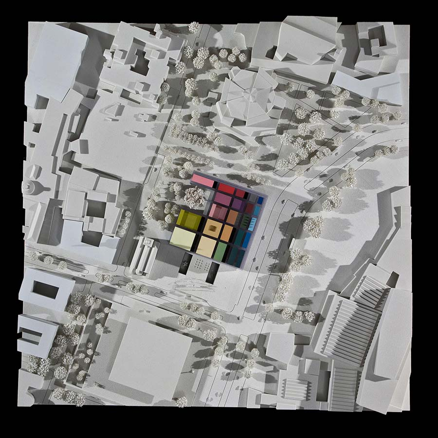 The Museum of the 20th Century by Neue Nationalgalerie (Competition)