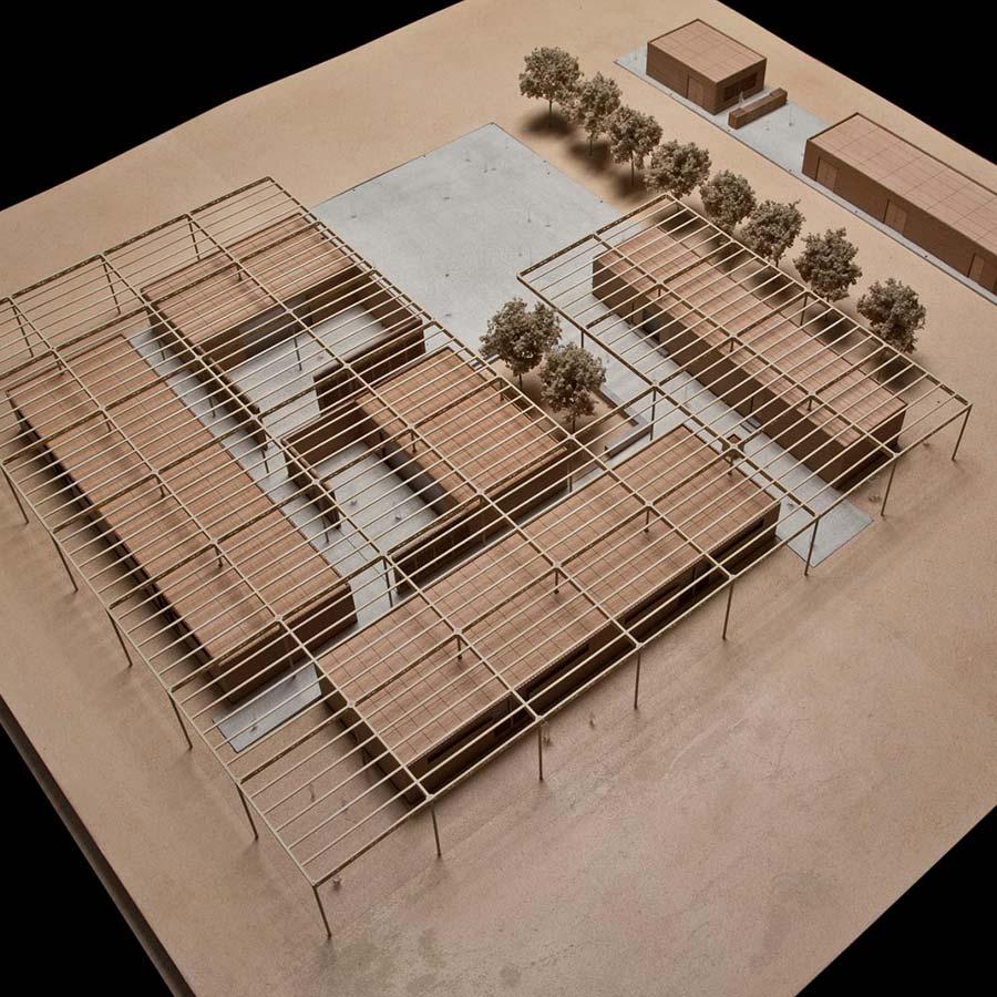 Selldorf Architects  Mwabwindo School
