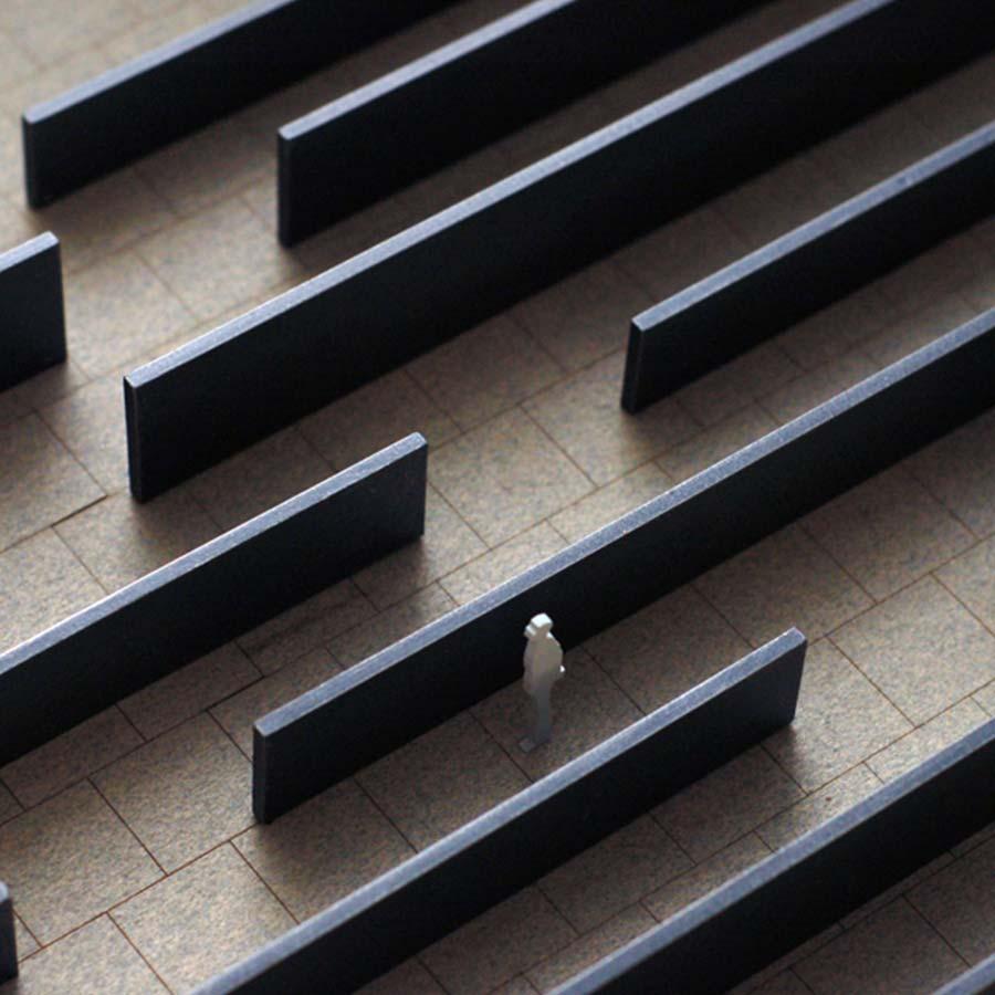 Richard Serra -Various Projects