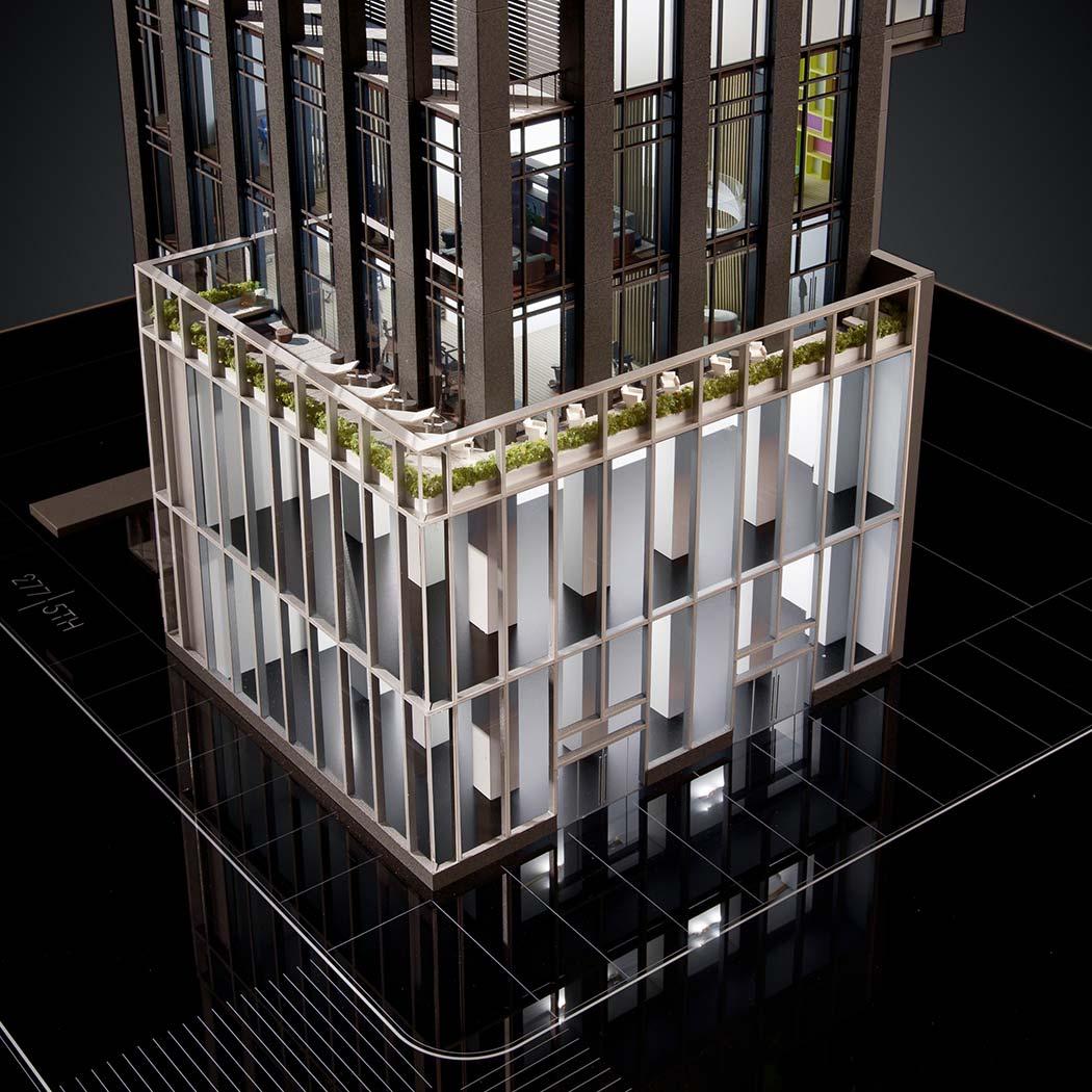 277 5th Avenue - Tower Model