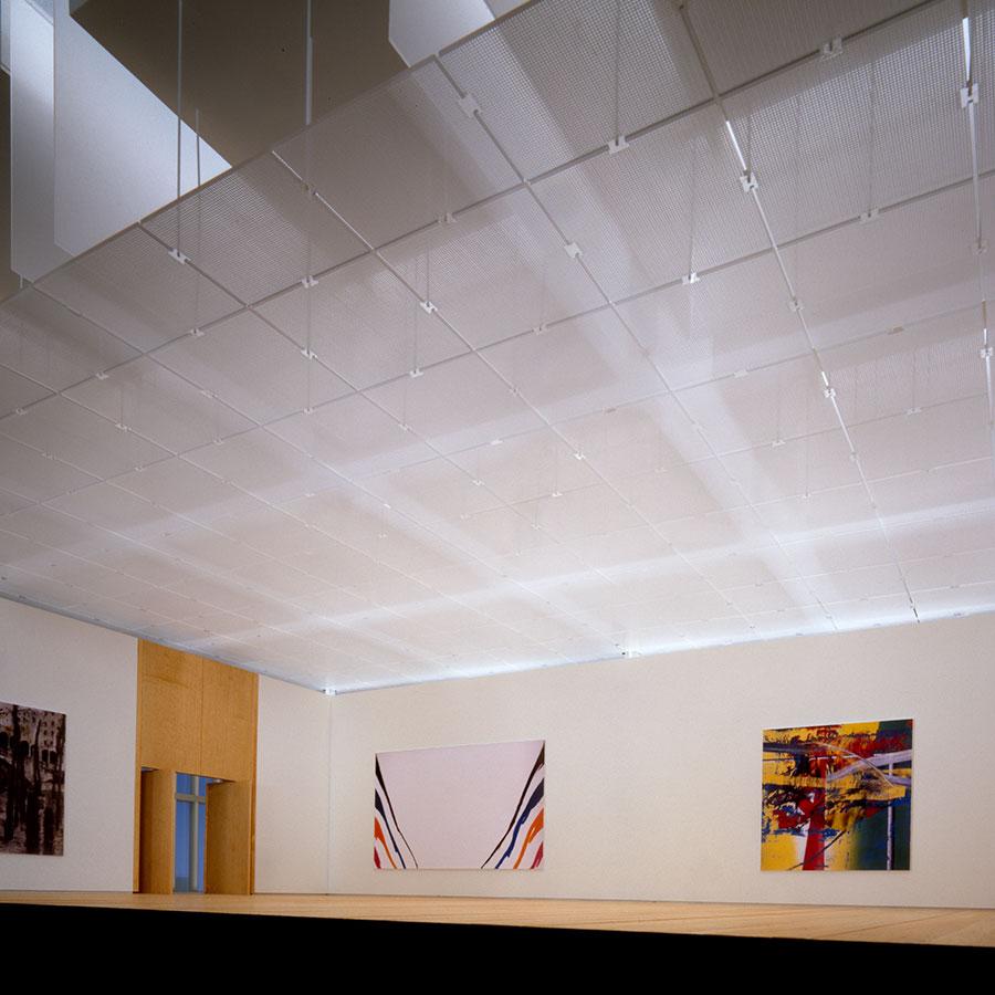 Thomas Phifer & Partners  North Carolina Museum of Art - Interior