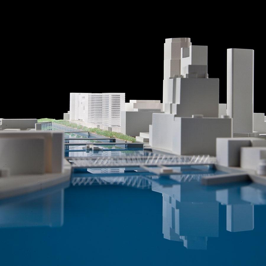 Fu Wilmers Design | Architecture + Urbanism  Downtown Boston (Competition)
