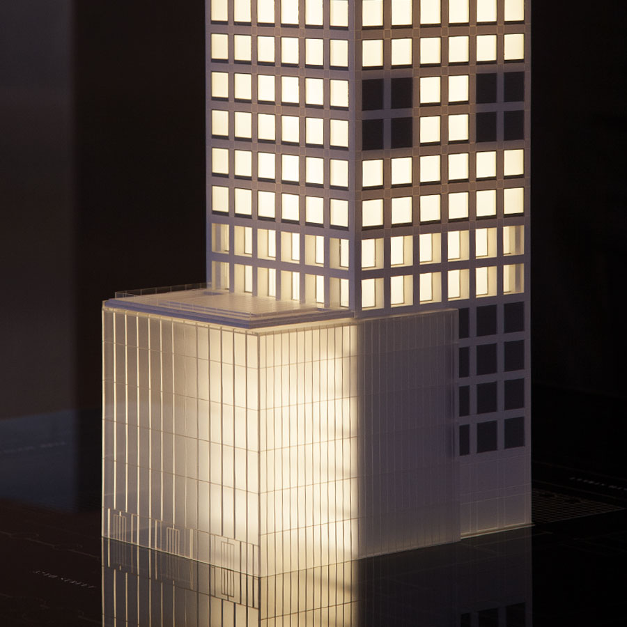 Rafael Vinoly Architects  432 Park Avenue