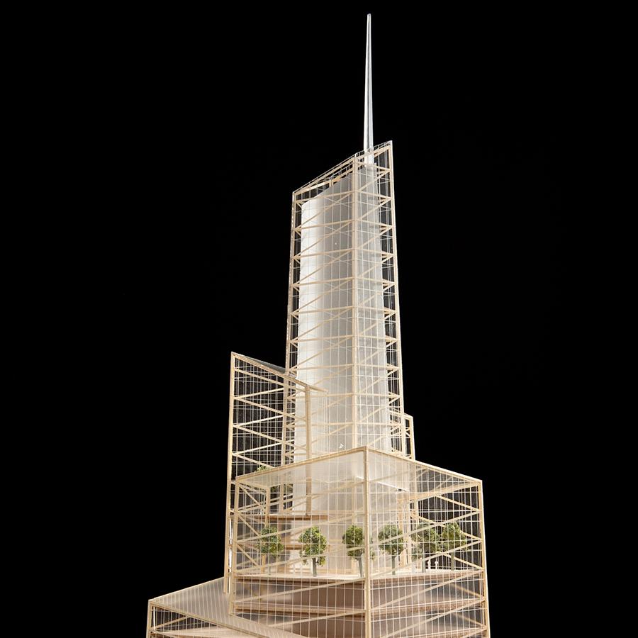 KPF (Kohn Pedersen Fox Associates)  317 Madison Avenue