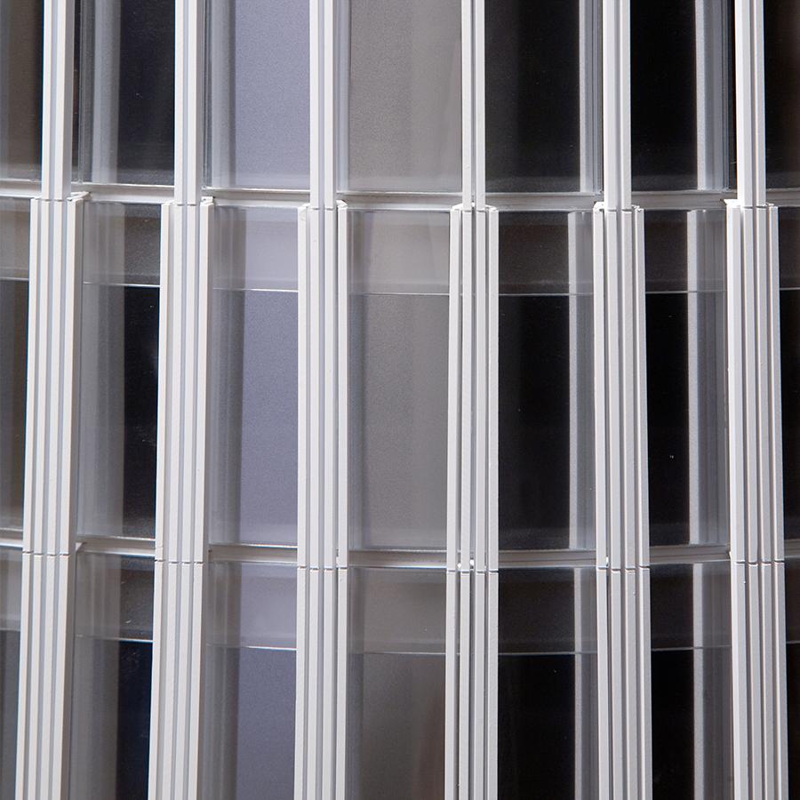 KPF (Kohn Pedersen Fox Associates)  Lotte Sample Sections