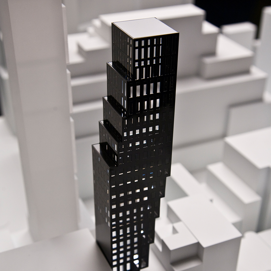 OMA (Office for Metropolitan Architecture)  23 East 22nd Street
