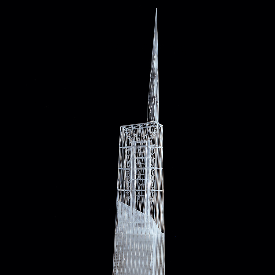 Studio Daniel Libeskind  World Trade Center Tower