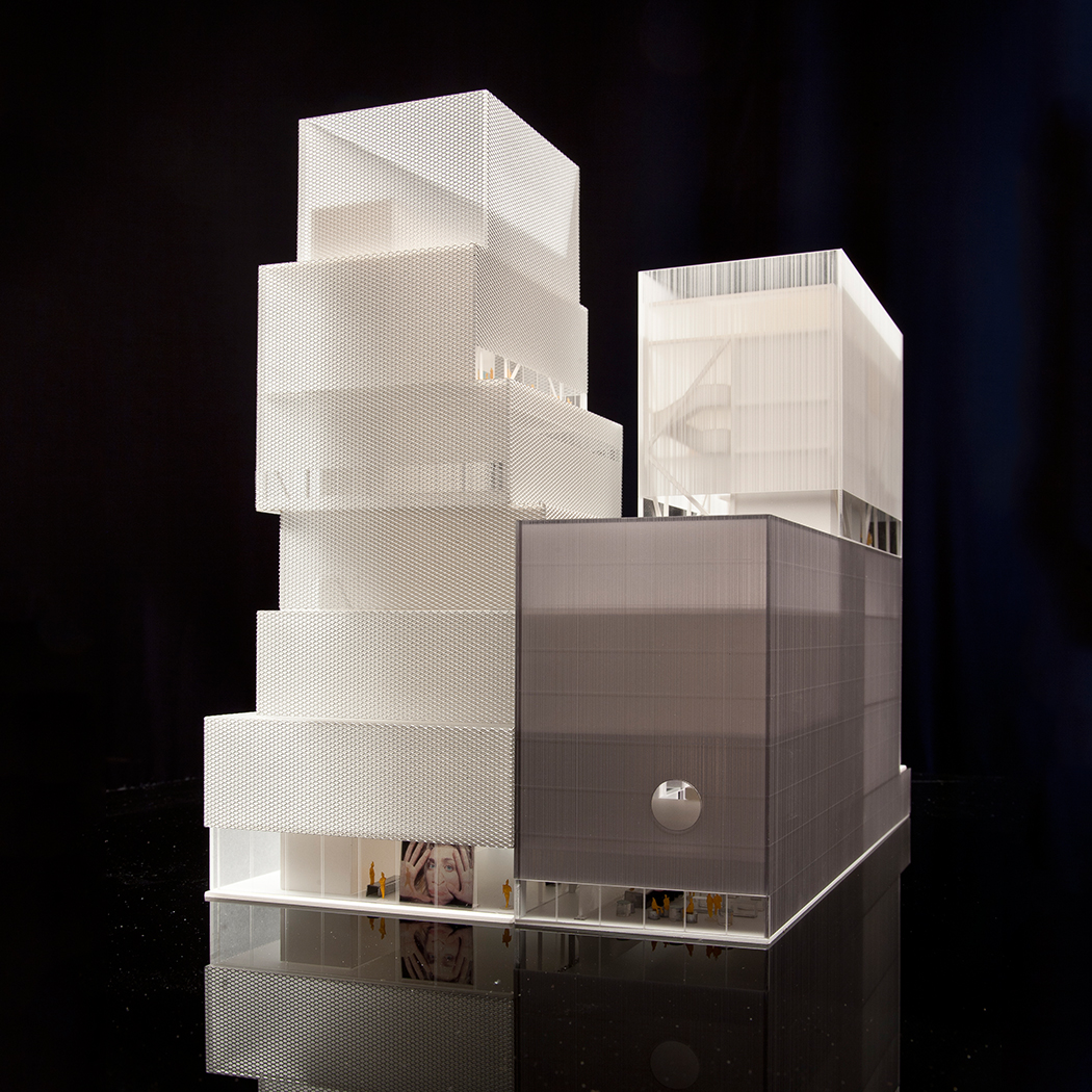 So-Il  New Museum (Competition