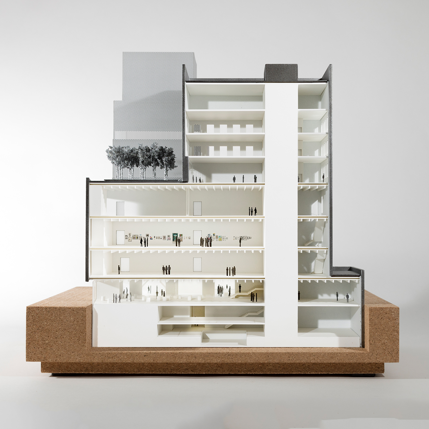 Selldorf Architects  New Museum (Competition)
