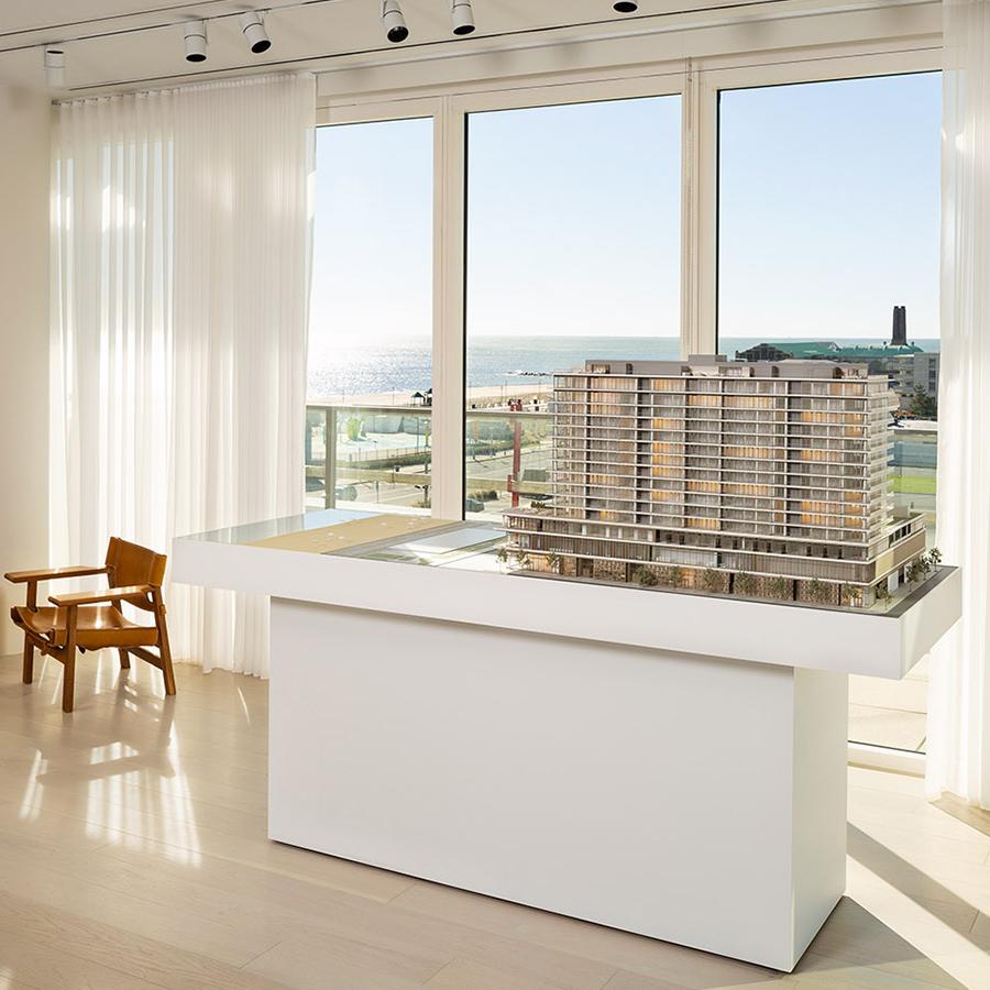 Handel Architects  1101 Ocean Avenue