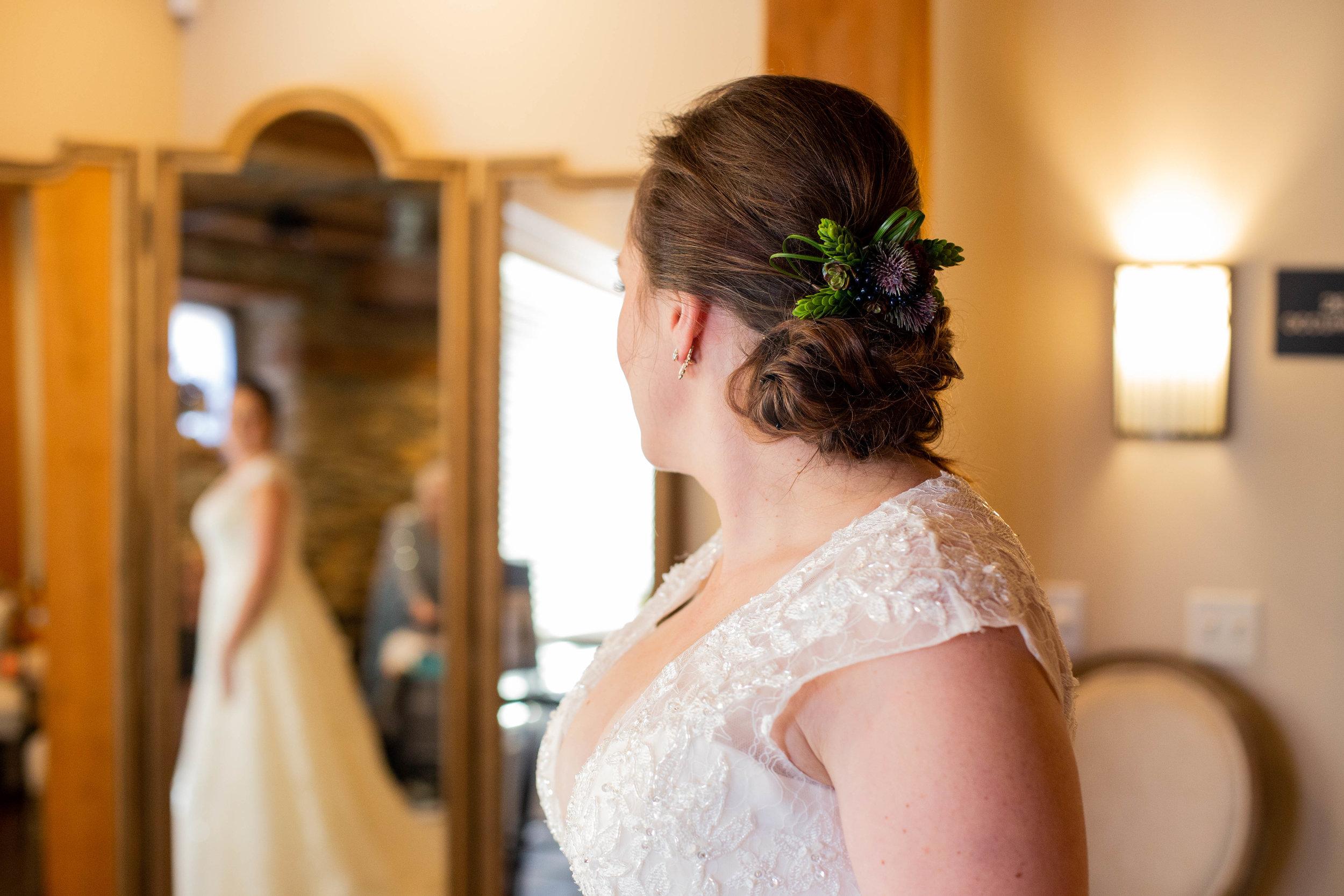 Cara wedding dress
