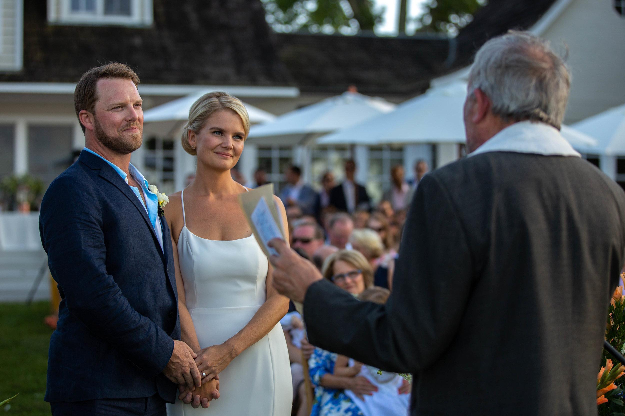 Bethy & Shawn wedding ceremony