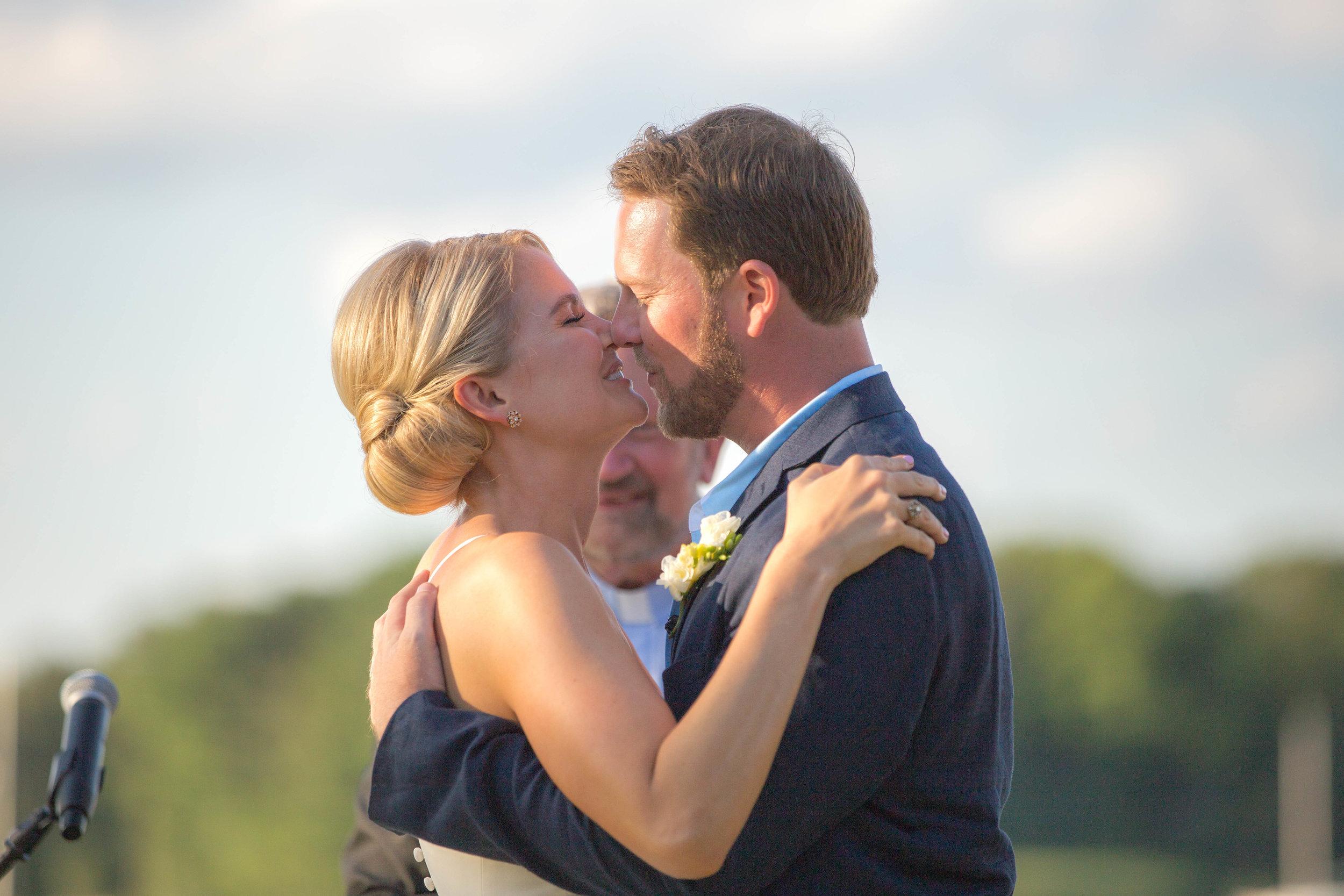 Bethy & Shawn first kiss