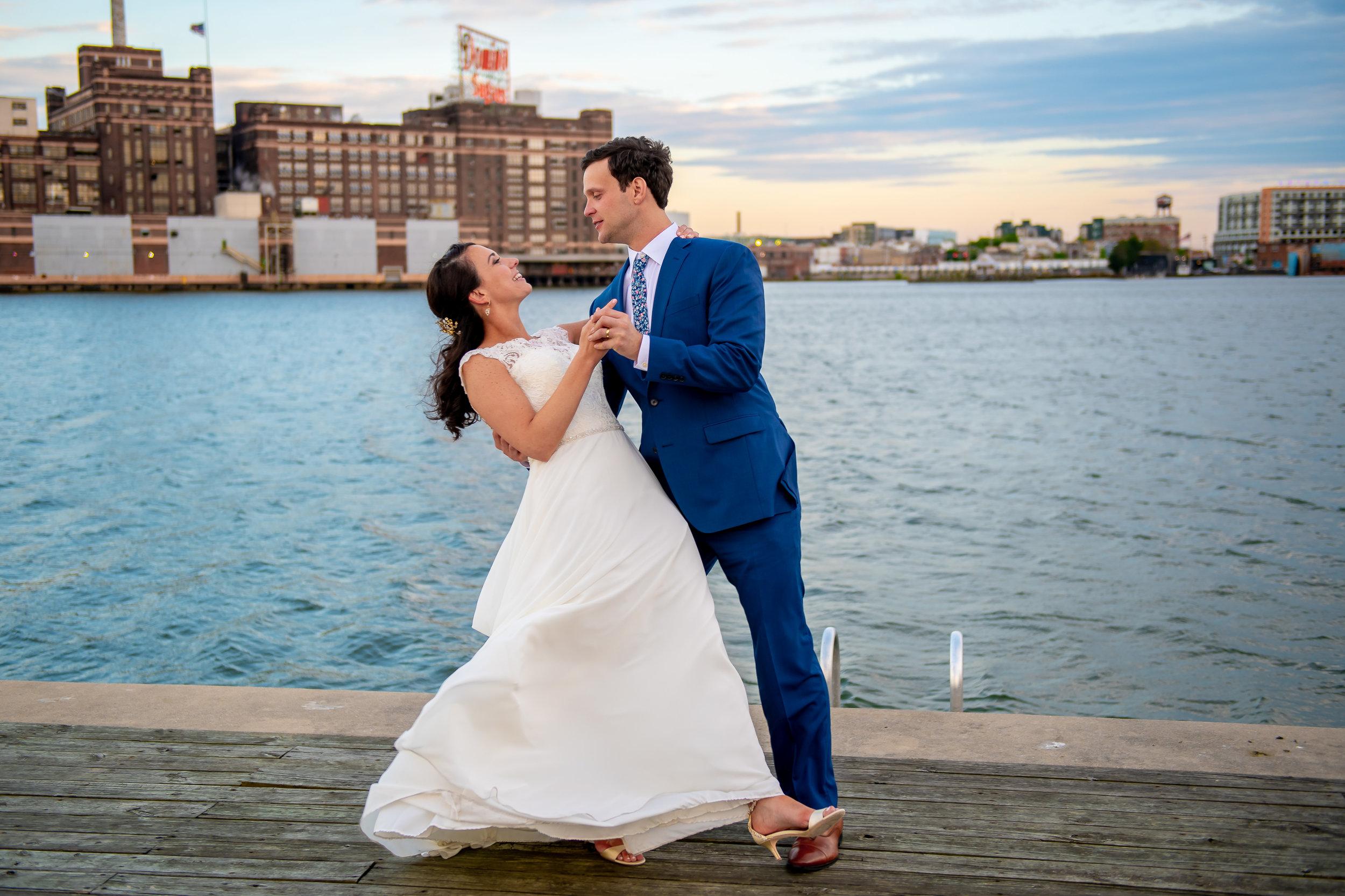 A Baltimore Wedding