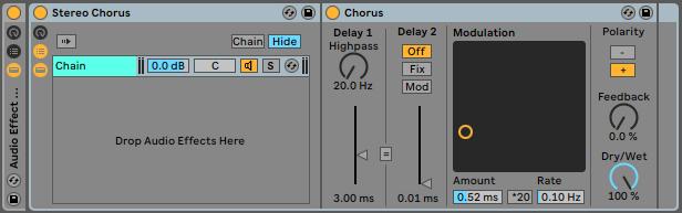 Stereo Chorus