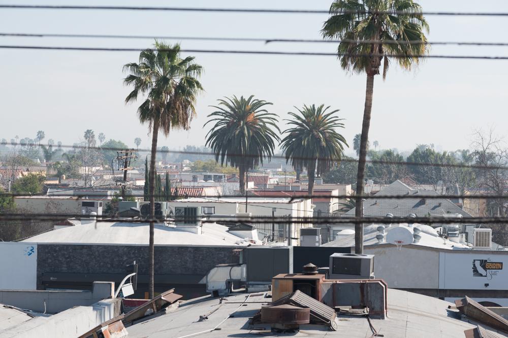 Shooting des kimonos Monoki à Los Angeles
