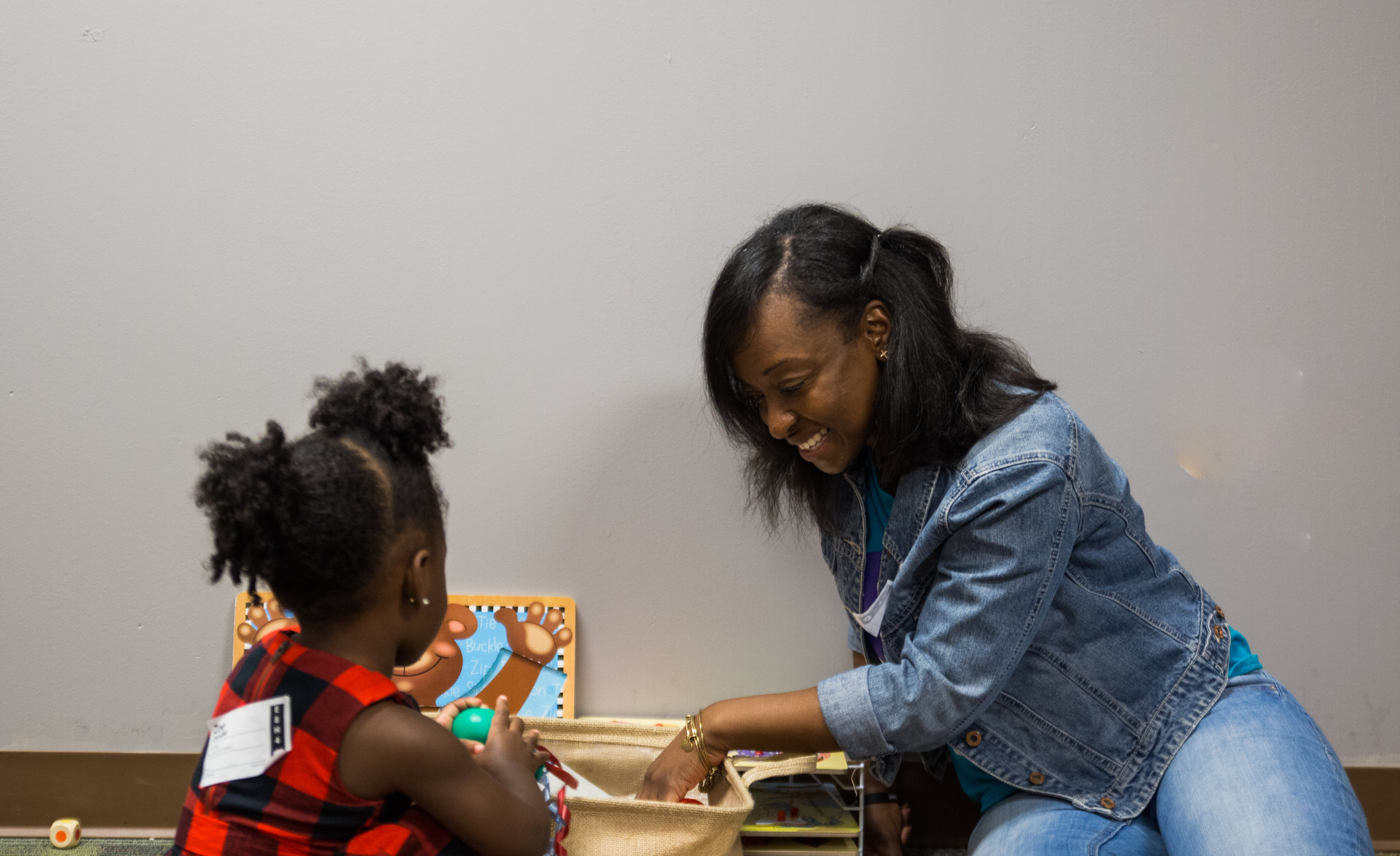 VOYAGER (25-35 MONTHS) - In Voyager, children will form friendships and experience God in a fun, loving and safe environment. Each service is packed with snacks, a bible story and worship songs.
