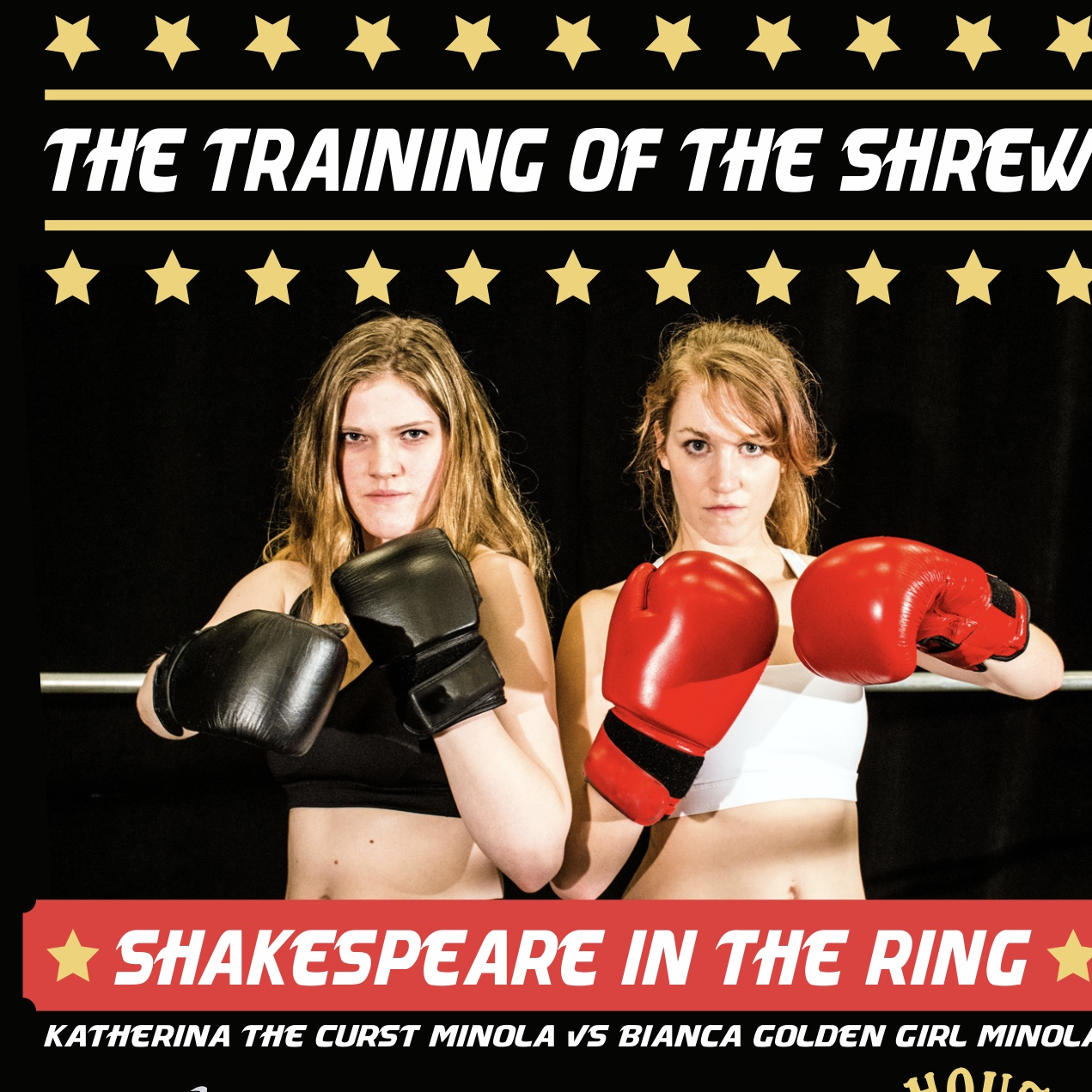 Training of the Shrew - Training of the ShrewPerformed at the 2018 Vancouver Fringe Festival, in this zany retelling of Shakespeare's controversial comedy, The Taming of the Shew, champion boxer Bianca