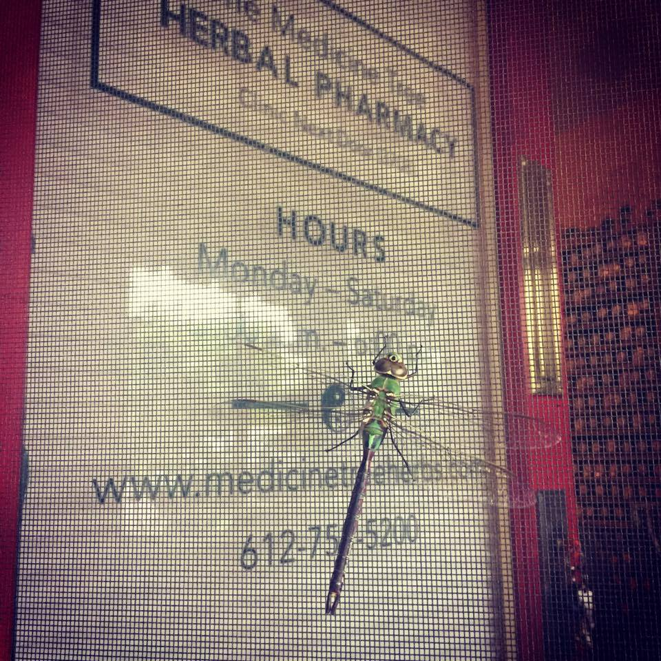 GET IN TOUCH WITH THE HERB SHOP - Call (612)751-5200 or message via Facebook